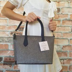 Kate spade SMALL Joeley Satchel Blue crossbody bag